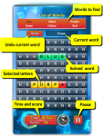 Word Search International New screenshot 4/5