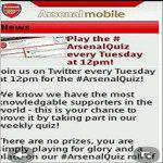 Arsenal Football screenshot 1/4
