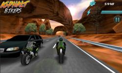 Asphalt Bikers Free screenshot 2/6