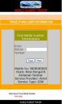Mobile Location Finder screenshot 2/3