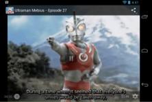 Full Ultraman Video Collection screenshot 4/4