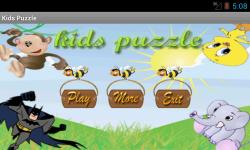 Kids ABC Shape Puzzle screenshot 1/5