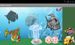 Kids ABC Shape Puzzle screenshot 3/5