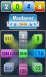 2048 Madness screenshot 1/6