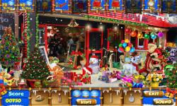 Free Hidden Object Games - Christmas Cafe screenshot 3/4