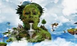 Free 3D Nature Wallpaper screenshot 4/6