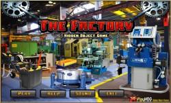 Free Hidden Object Game - The Factory screenshot 1/4