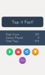 Tap it Fast screenshot 1/3