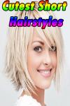 Cutest Short Hairstyles screenshot 1/3