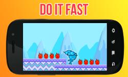 Ice Girl Run Dash screenshot 2/3