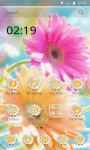Daisy Flower Theme screenshot 3/4
