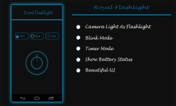 Royal Flashlight screenshot 1/5