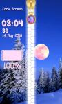 Moonlight Zipper Lock Screen screenshot 5/6