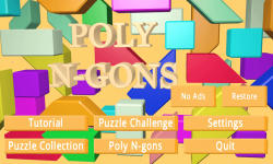 Poly N-gons screenshot 1/6