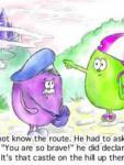 Postman Plum Interactive Kids Book screenshot 1/1
