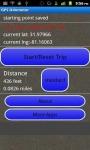 Simple GPS Odometer screenshot 1/2