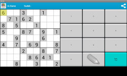 Sudoku Puzzle Strategy Game screenshot 6/6