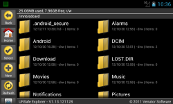 URSafe File Explorer Free screenshot 5/6