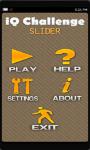 iQ Challenge: Slider screenshot 1/3