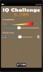 iQ Challenge: Slider screenshot 3/3
