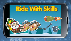 Santa Express - Christmas Rush screenshot 1/4