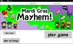 Mardi Gras Mayhem screenshot 1/6