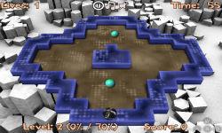 Xonix 3D Level Pack screenshot 5/6