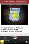 Aston Villa FC HD Wallpaper screenshot 2/4