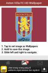 Aston Villa FC HD Wallpaper screenshot 3/4