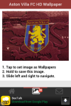 Aston Villa FC HD Wallpaper screenshot 4/4