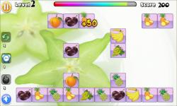 Connect Fruits screenshot 4/6