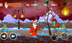 Santas Monster Shootout screenshot 1/6