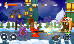 Santas Monster Shootout screenshot 2/6