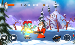 Santas Monster Shootout screenshot 3/6