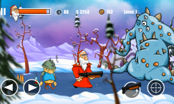 Santas Monster Shootout screenshot 4/6
