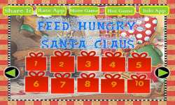 Feed Hungry Fat Santa Claus - Rolling Santa Minion screenshot 6/6