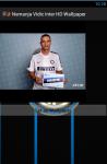 Nemanja Vidic Inter HD Wallpaper screenshot 3/4