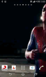 Amazing Spiderman Live Wallpaper screenshot 5/6