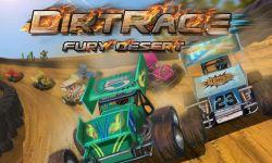 Dirt Race Fury Desert FREE screenshot 1/5