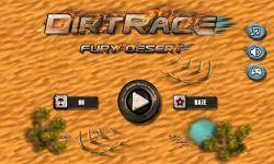Dirt Race Fury Desert FREE screenshot 2/5