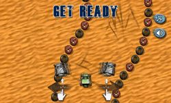 Dirt Race Fury Desert FREE screenshot 3/5