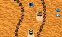Dirt Race Fury Desert FREE screenshot 4/5