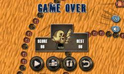 Dirt Race Fury Desert FREE screenshot 5/5