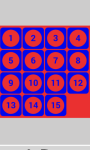15 Puzzle Game App screenshot 5/6