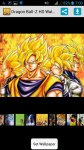 Dragon Ball-Z HQ Wallpapers screenshot 1/4