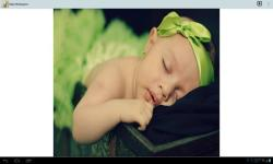 Baby Wallpapers by lalandapps screenshot 3/3