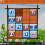 Numbers Sudoku V2 screenshot 1/3