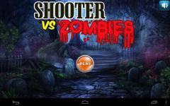 Shooter vs Zombies screenshot 1/6