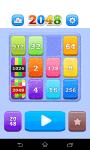 2048 blast screenshot 1/4
