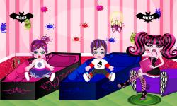 New Born Twins Monster Sister screenshot 5/6